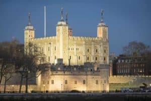 twierdza Tower w Londynie
