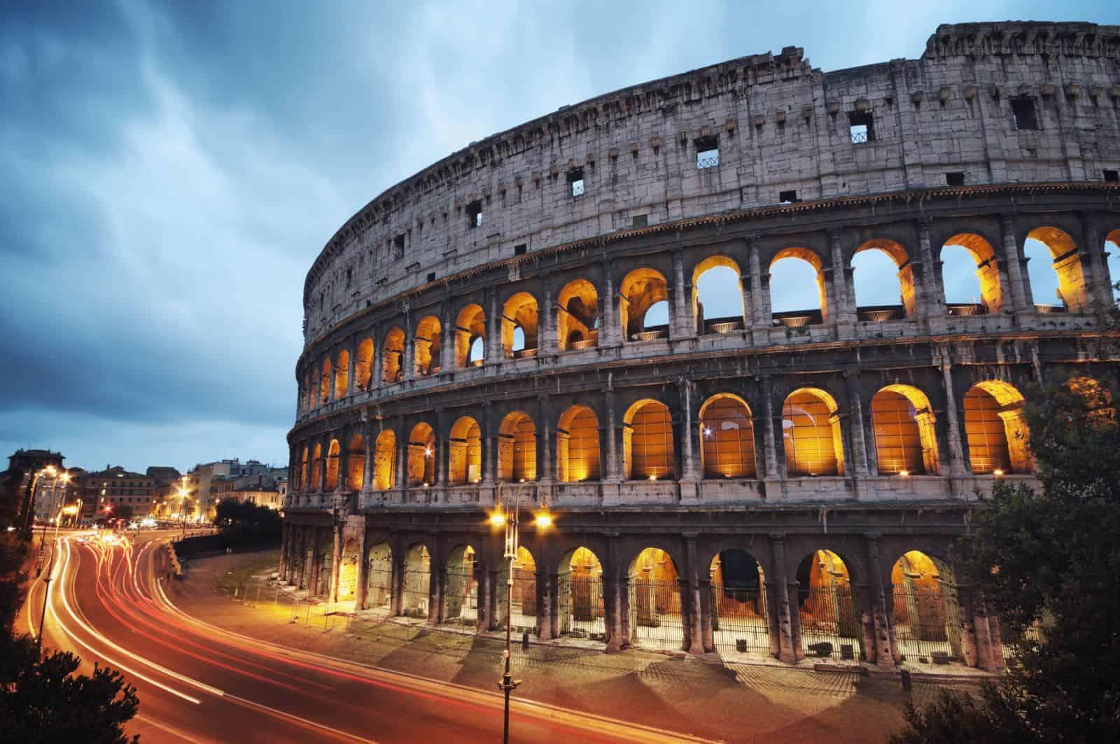 ruiny Coloseum