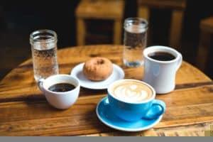 Espresso, americano i cappuccino