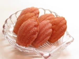 Francuskie ciasteczka magdalenki