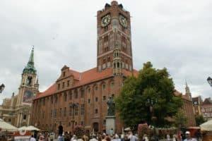 Ratusz na Rynku Starego Miasta