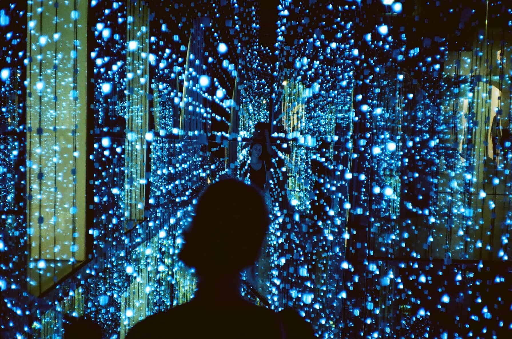 futurystyczna wystawa w warszawskim Cosmos Muzeum